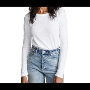 Velvet brand women's long sleeve top